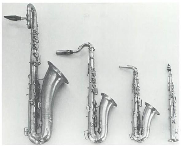 morceau saxo connu